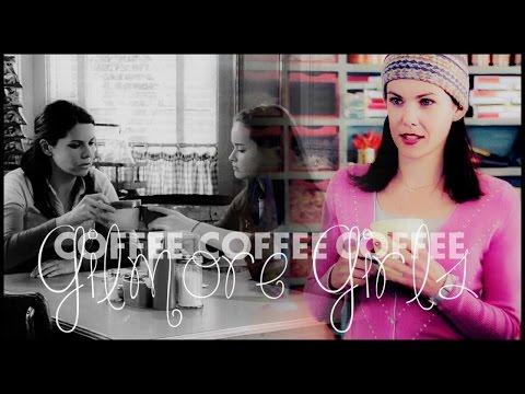 gilmore girls | coffee coffee coffee!