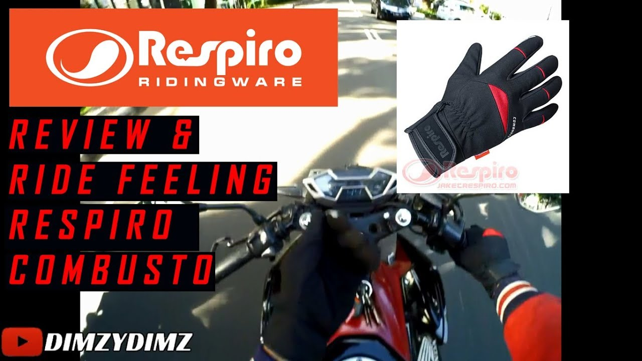 Sarung Tangan Motor Respiro Combusto Review 2018 Glove Scoyco Mc 29 Mc29 Full Original