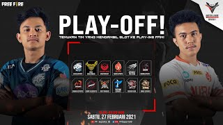 [2021] Free Fire Master League Season III Divisi 1 - Play-Off