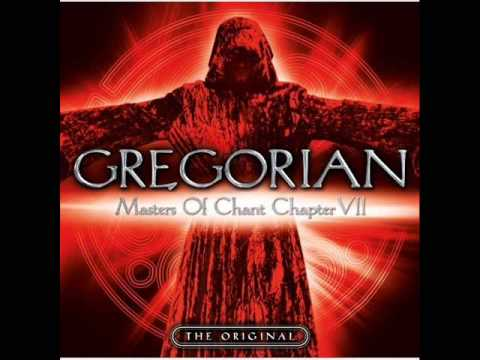 Клип Gregorian - A face in the crowd