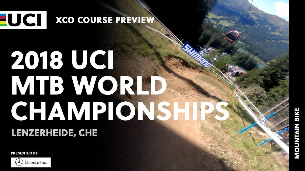 4bb714c44c9 Lenzerheide XCO World Champs course preview with Mathieu van der Poel