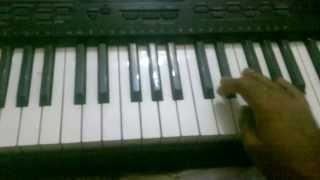 Gulabi - Shuddh Desi Romance Piano Tutorial By Ashish Agarwal