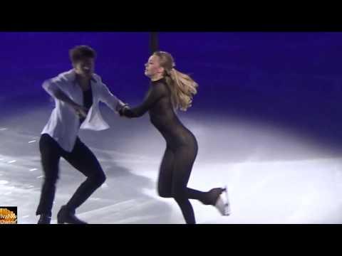 Stepanova & Bukin GALA EXHIBITION SILVER MEDAL EURO CHAMPIONSHIPS  2019 ICE DANCE  СТЕПАНОВА/ БУКИН