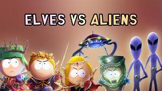 Chaos Mode: Elves vs Aliens | South Park Phone Destroyer