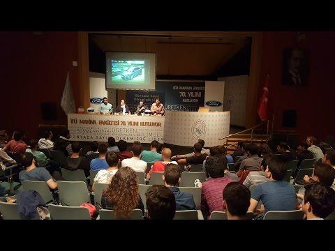 İstanbul Teknik Üniversitesi Konferansı