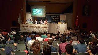 İstanbul Teknik Üniversitesi | Söyleşi