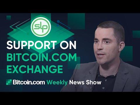 Exchange.Bitcoin.com Announces SLP Support, Venezuela To Stockpile Bitcoin And Ethereum & More News