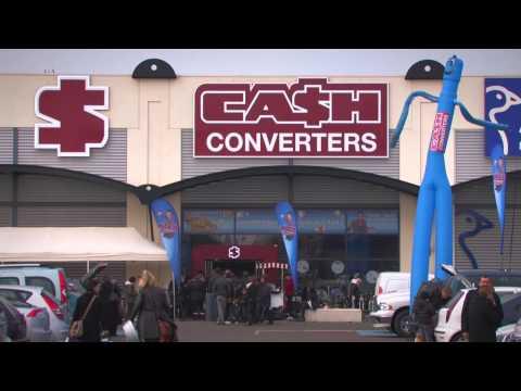 Inauguration Magasin Cash Converters De Dreux