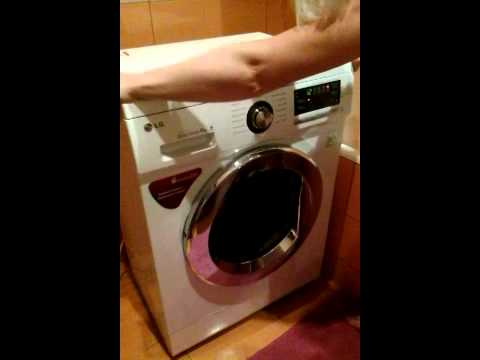 Стиральная машинка в отжиме)))) прикол))) Ушатали с первого раза)))