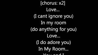 Insane Clown Posse - In My Room (lyrics)