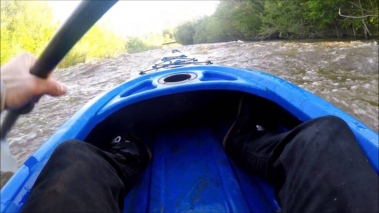 Canoeing in milwaukee