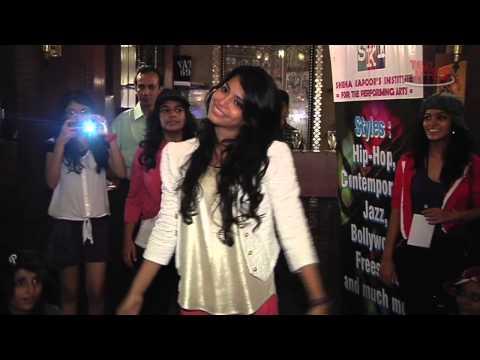 Sneha Kapoor's Dance on Public Demand at SKI Dance Party