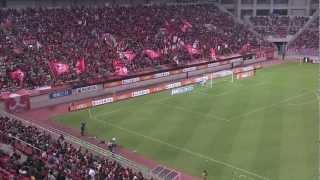 2012 Jリーグ ディビジョン1 第30節 10月27日(土) カシマサッカースタ...