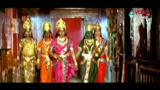 Srisaila Bramarambika Song - Raasi Songs - Trinetram Movie Songs - Raasi, Sijju, Sindu