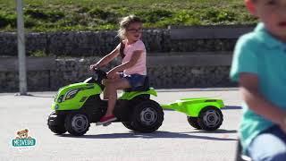 Traktor na pedala Farmer XL Smoby