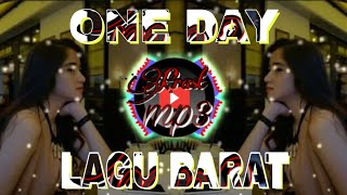 Download Mp3 Dj One Day Slow Bass  Lagu Barat  #oneday