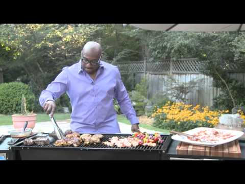 BMWK's Summer BBQ Tips with Chef G. Garvin - YouTube