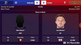 FOOTBALL MANAGER MOBILE 2019 Android / iOS Gameplay HD