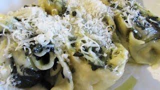 Итальянская свекровь готовит редкое, но очень вкусное блюдо Salame di verdura