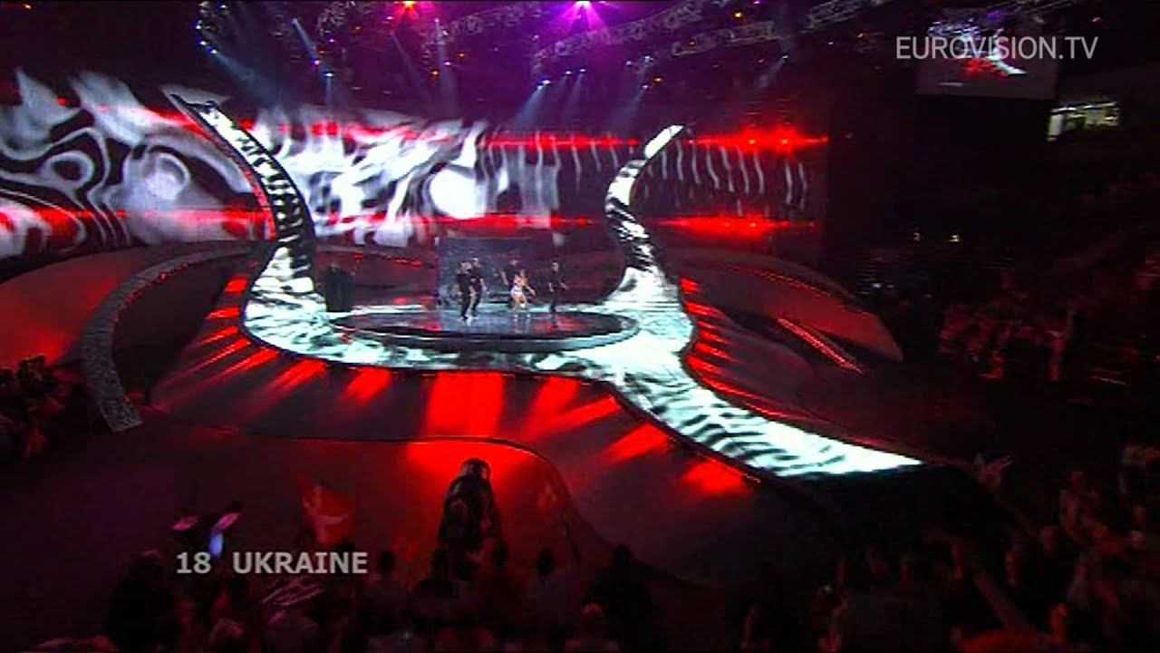 Shady Lady Hq Ukraine Eurovision