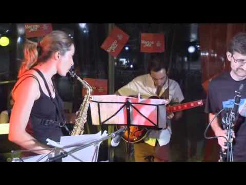 Mitteleuropean Jazz Workshop 2010 Anke Helfrich Combo 640x480