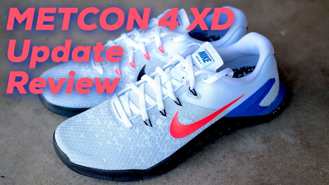 detailed look 00a6a b4f20  crossfit  nike  metcon4xd