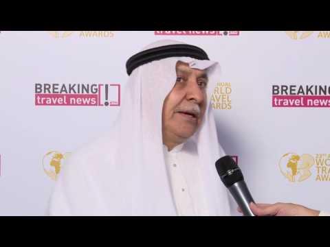 Sheikh Abdulilah Zahid, Chairman, Budget Saudi Arabia