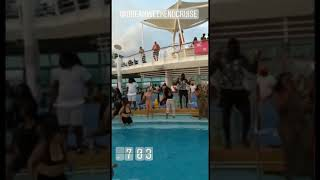 Dream we can cruise day pool party