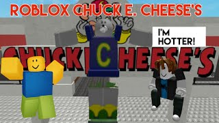 Roblox Chuck E. Cheese's