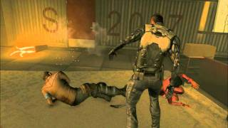 Want to do a nonlethal takedown of Zeke and save Josie but dont have a stun gun Not a problem