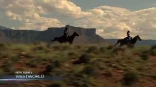 Сериал «Западный мир / Westworld»   Тизер [HD] 2015