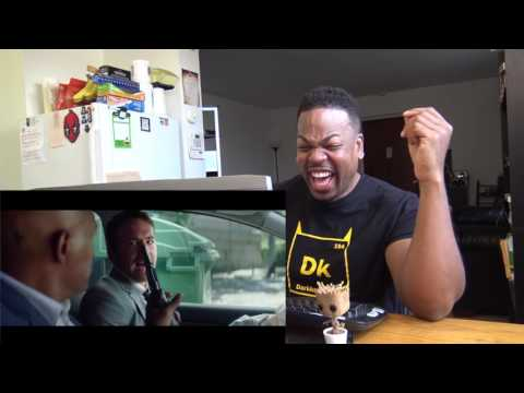 THE HITMAN'S BODYGUARD - Red Band Trailer - REACTION!!!
