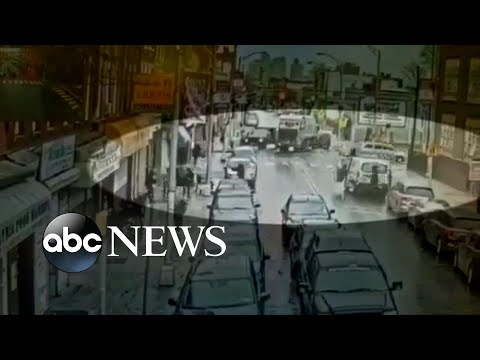 Jersey City shootout was a 'targeted' attack