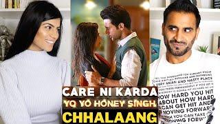 CARE NI KARDA - REACTION!! | Chhalaang | YO YO HONEY SINGH | Rajkummar Rao, Nushrratt Bharuccha