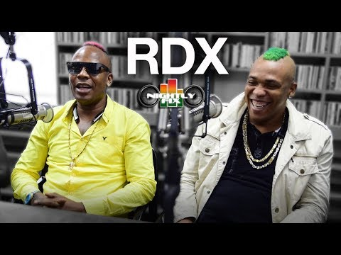 RDX talks leveling up, fake 'badman' artistes + being blackl