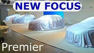 2019 Ford Focus, first presentation