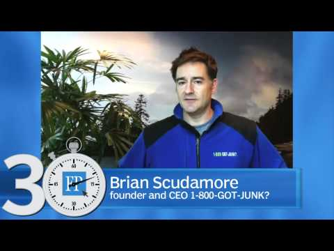 Where's the first place you should look for financing? Brian Scudamore