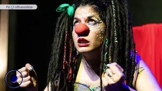 Yo (,) Ultravioleta en el Teatro Ciudad de las Artes