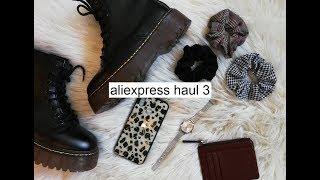 aliexpress haul 3