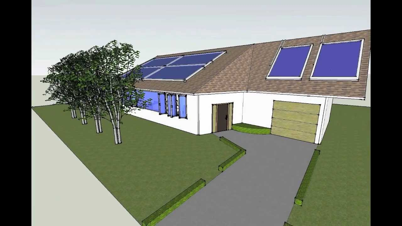 Myp personal project energy efficient house youtube for How to build an energy efficient home