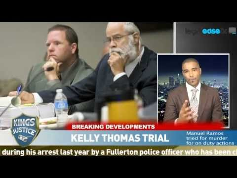 civil rights attorney los angeles | Kelly Thomas Trial and POLICE BRUTALITY | Manuel Ramos