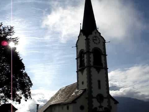 CH - Ladir (GR) Pfarrkirche St. Zeno