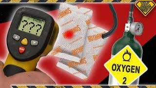 Can You Overheat Hand Warmers With Pure Oxygen?