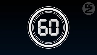⏳ 60 [Countdown Timer]  - ⏱ Timer 60 seconds with music - 60 秒倒數