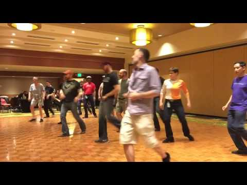 Back It Up - Line Dance Demo