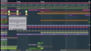 zircon - Just Hold On (feat. Jillian Aversa) - Official FL Studio 9 Demo Song!