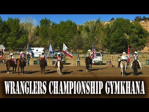 Wrangler Championship Gymkhana 2016
