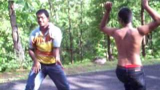 Crazy road trip dance | School friends reunion dance