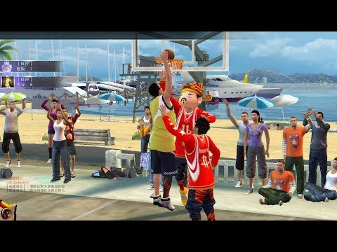 CHINESE 2K18 (NBA 2K ONLINE) THE FINAL STAND