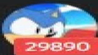 Sonic X Intro but @everyone is @here (and it's trash)
